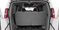 2009 Chevrolet Express, Interior Trunk View, interior, manufacturer
