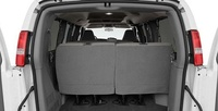 2009 Chevrolet Express, Interior Trunk View, manufacturer, interior