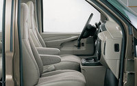 2009 Chevrolet Express, Right Side Interior View, interior, manufacturer