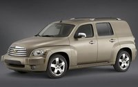 2009 Chevrolet HHR, Front Left Quarter View, exterior, manufacturer