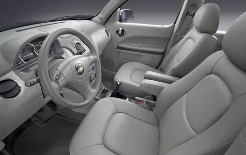 2009 Chevrolet HHR, Interior Front Seat, interior, manufacturer
