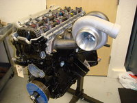 Picture of 1968 Datsun 510, engine
