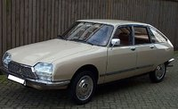 1977 Citroen GS Overview