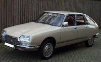 1977 Citroen GS Overview