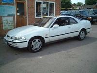 1994 Honda Domani Overview