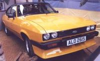 1989 Ford Capri Overview