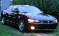1997 Pontiac Grand Prix, 1996 Pontiac Grand Prix 4 Dr GT Sedan picture, exterior
