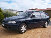 Picture of 1994 Hyundai Excel 2 Dr GS Hatchback, exterior