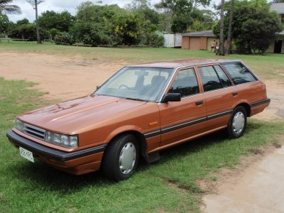 Picture of 1989 Nissan Bluebird, exterior, gallery_worthy