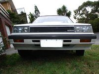 Picture of 1987 Nissan Pintara, exterior