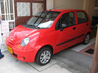 Picture of 2005 Chevrolet Spark, exterior