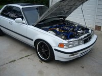 Picture of 1992 Acura Vigor GS, exterior, engine