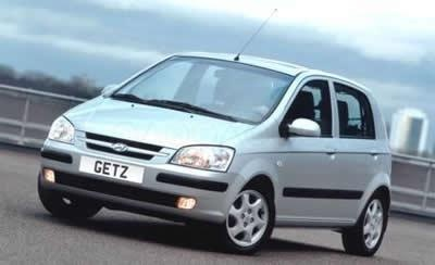 Picture of 2005 Hyundai Getz