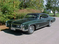 1969 Buick Wildcat Overview