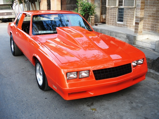 Picture of 1984 Chevrolet Monte Carlo SS RWD, exterior, gallery_worthy