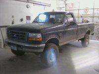 Picture of 1996 Ford F-350 2 Dr XL 4WD Standard Cab LB, exterior, gallery_worthy