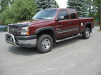 Picture of 2003 Chevrolet Silverado 2500HD 4 Dr LS 4WD Extended Cab SB HD, exterior, gallery_worthy