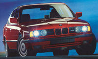 Picture of 1991 BMW M5, exterior
