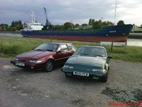 Picture of 1994 Volvo 480, exterior, gallery_worthy