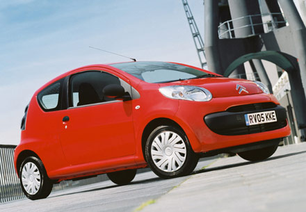 Picture of 2005 Citroen C1, exterior