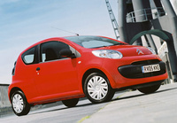 2005 Citroen C1 Overview