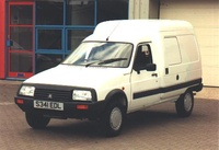 1998 Citroen C15 Overview