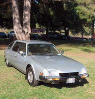 1982 Citroen CX Overview