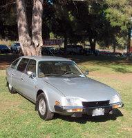 1982 Citroen CX Overview