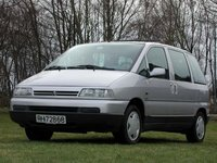 1998 Citroen Evasion Picture Gallery