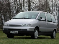 1998 Citroen Evasion Overview