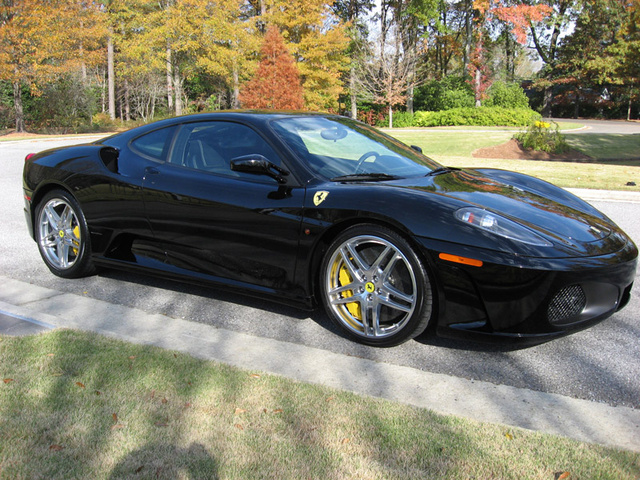 Picture of 2006 Ferrari F430 Spider F1 Spider