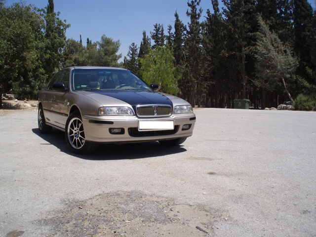Picture of 1999 Rover 600, exterior, gallery_worthy