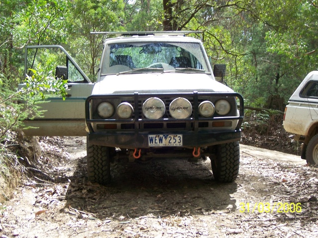Picture of 1983 Nissan Patrol, exterior, gallery_worthy