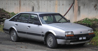 1986 Ford Telstar Overview