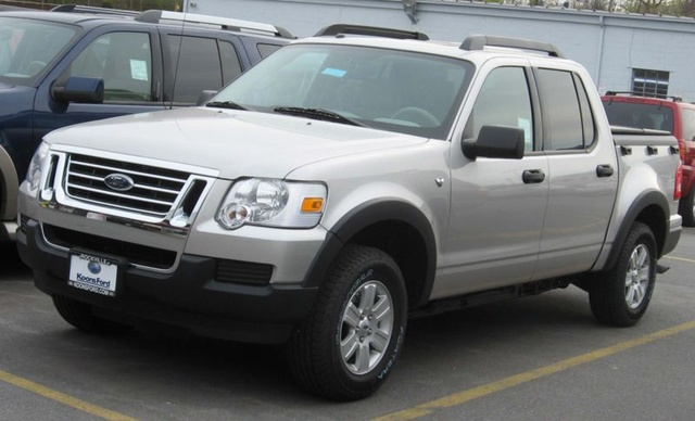 Picture of 2007 Ford Explorer Sport Trac