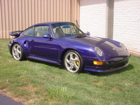 1997 Porsche 911 Turbo S AWD, 1997 Porsche 911 2 Dr Turbo S AWD Coupe picture, exterior