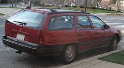 Picture of 1989 Mercury Sable