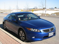 Picture of 2008 Honda Accord Coupe EX-L, exterior, gallery_worthy