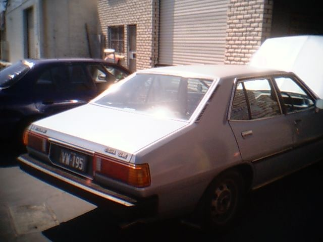 Picture of 1981 Mitsubishi Sigma