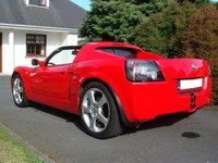 Picture of 2001 Vauxhall VX220, exterior