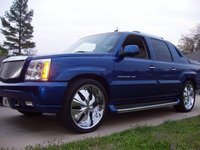 Picture of 2005 Cadillac Escalade EXT 4WD, exterior, gallery_worthy