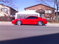 Picture of 1997 Ford Mustang SVT Cobra 2 Dr STD Coupe, exterior