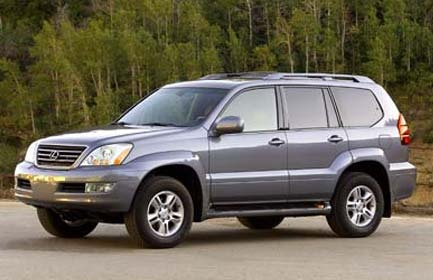 Picture of 2005 Lexus GX 470 4WD, exterior