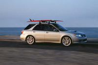 Picture of 2006 Saab 9-2X Aero, exterior