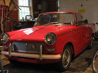 1964 Triumph Herald Overview