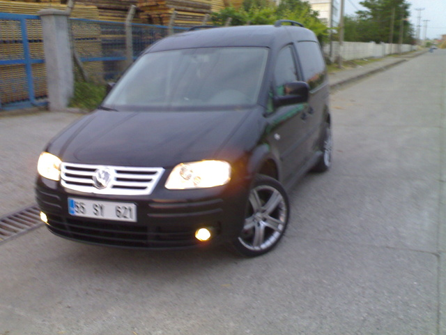 Picture of 2006 Volkswagen Caddy, exterior