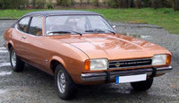Picture of 1976 Ford Capri, exterior, gallery_worthy