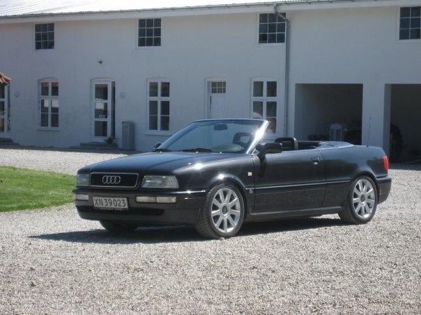 Audi Cabriolet Overview CarGurus - Audi car 1996