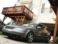 Picture of 2002 Volkswagen Passat GLX Wagon, exterior