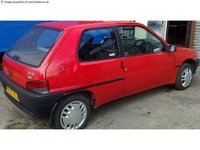 Picture of 1993 Peugeot 106, exterior, gallery_worthy